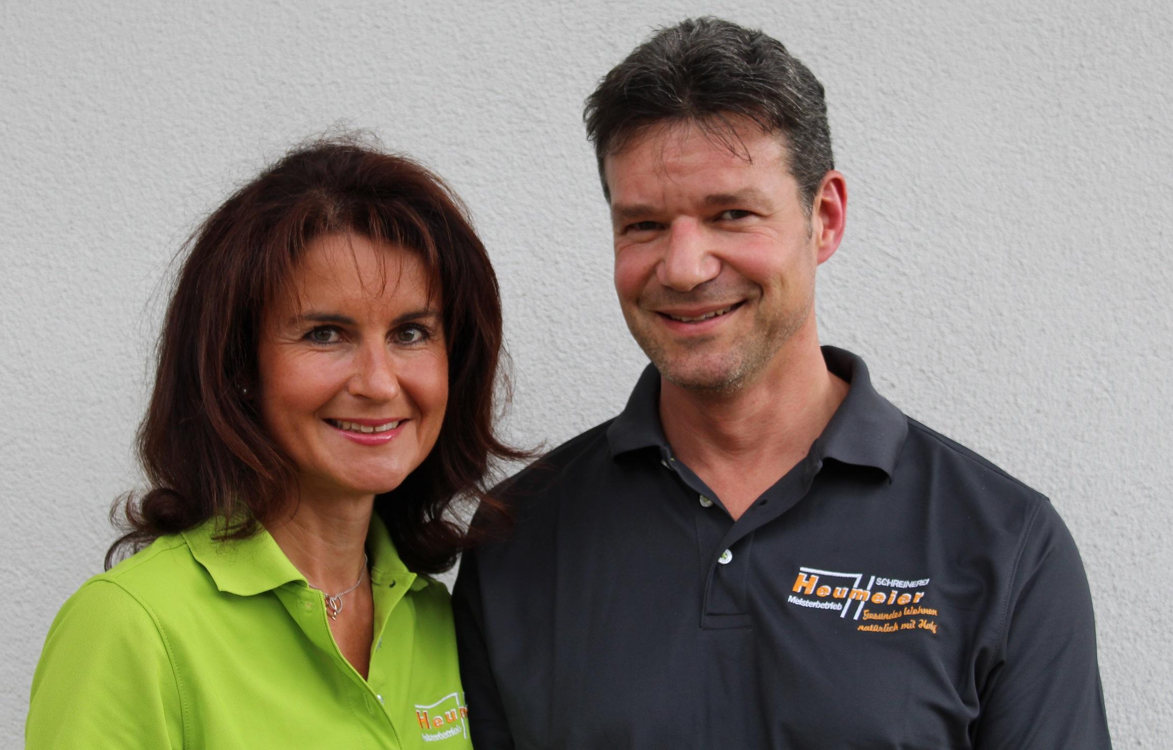 Heumeier - HJ und Tanja