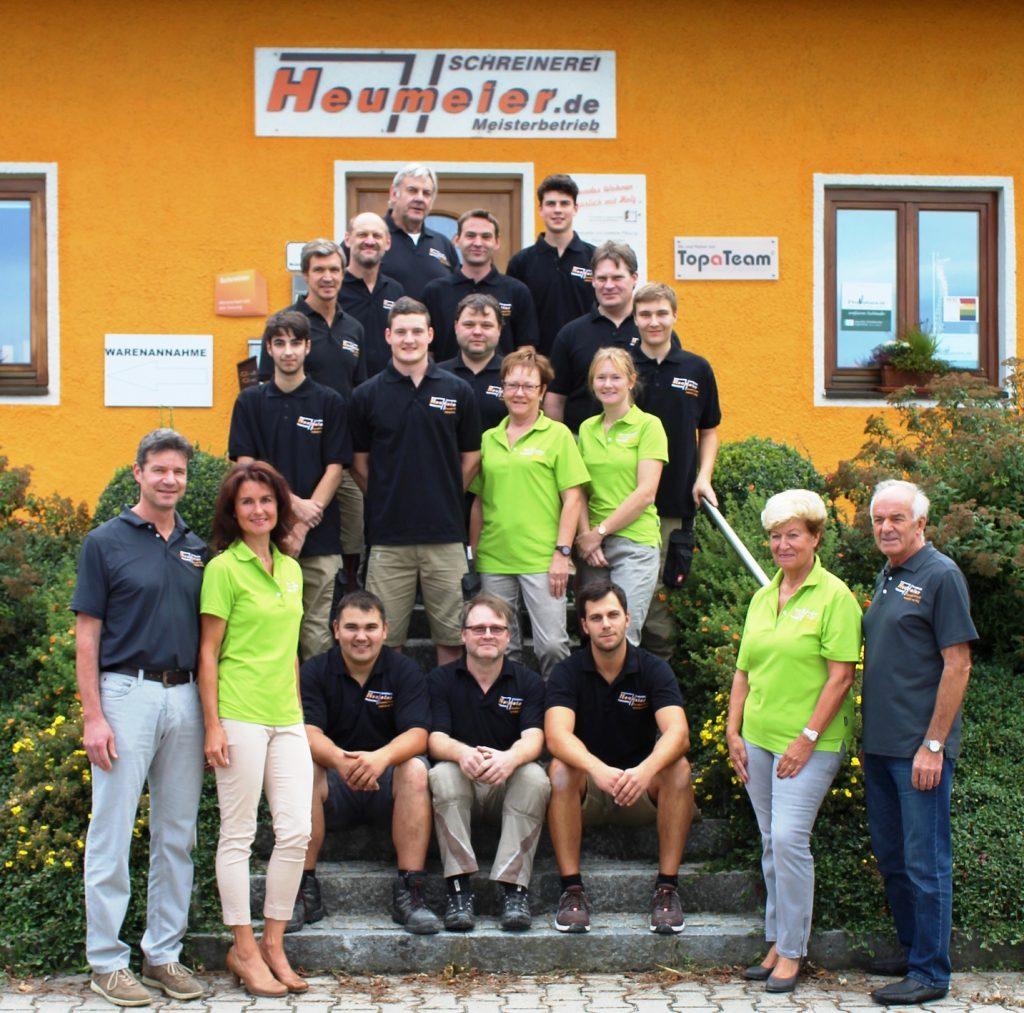 Heumeier - Mannschaft